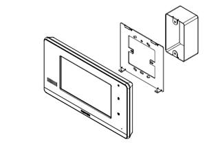 Chuông cửa có hình Samsung SHT 7017 2