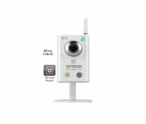 IP Camera AVN815EZ