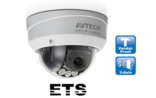 IP Camera AVM542BP