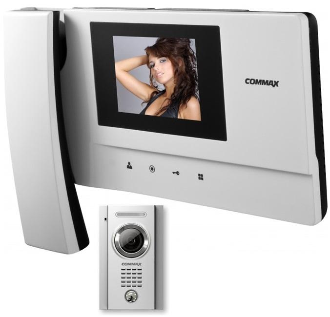 Bộ chuông cửa có hình Commax 35A-40K